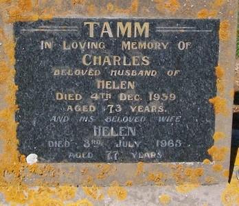 Picture of Taruheru cemetery, block 25, plot 480.