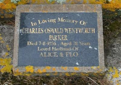 Picture of Taruheru cemetery, block 25, plot 57.