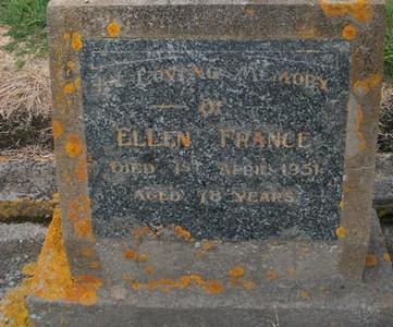 Picture of Taruheru cemetery, block 25, plot 9.