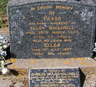 Picture of Taruheru cemetery, block 25, plot 97.