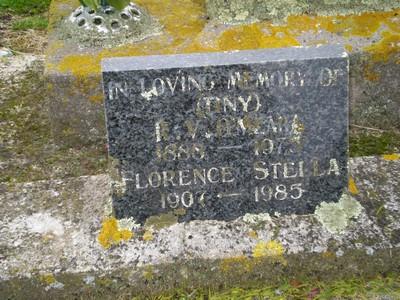 Picture of Taruheru cemetery, block 26ASH, plot 17D.