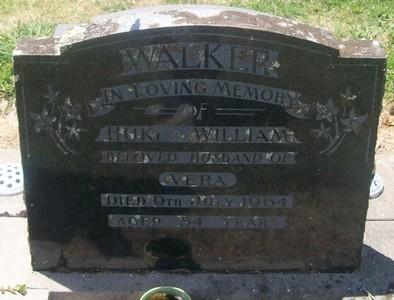 Picture of Taruheru cemetery, block 26, plot 104.