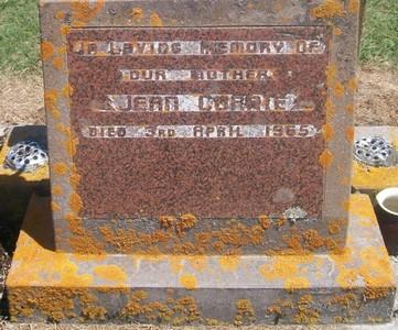 Picture of Taruheru cemetery, block 26, plot 204.