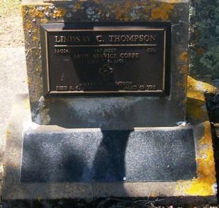Picture of Taruheru cemetery, block 26, plot 245.