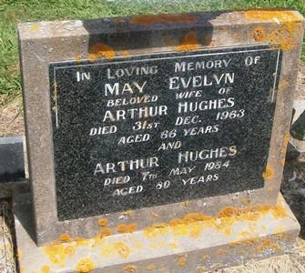 Picture of Taruheru cemetery, block 26, plot 26.