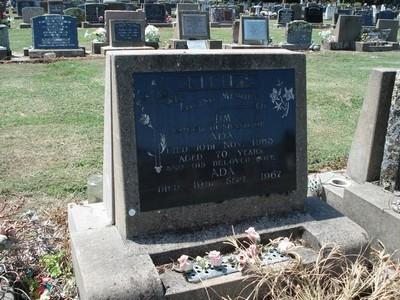 Picture of Taruheru cemetery, block 26, plot 295.