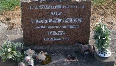 Picture of Taruheru cemetery, block 26, plot 297.