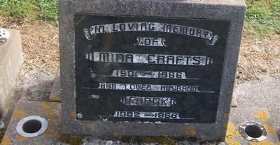 Picture of Taruheru cemetery, block 26, plot 350.