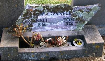 Picture of Taruheru cemetery, block 26, plot 363.