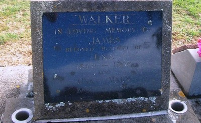 Picture of Taruheru cemetery, block 26, plot 364.