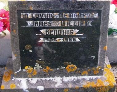Picture of Taruheru cemetery, block 26, plot 365.