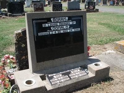 Picture of Taruheru cemetery, block 26, plot 367.