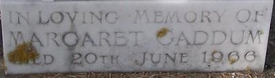 Picture of Taruheru cemetery, block 26, plot 394.