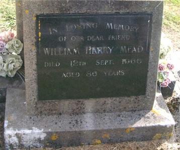 Picture of Taruheru cemetery, block 26, plot 418.