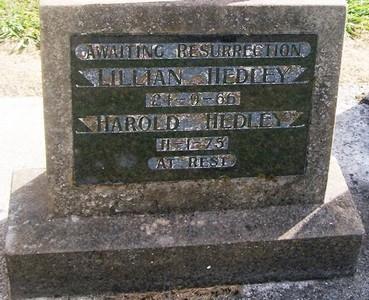 Picture of Taruheru cemetery, block 26, plot 428.