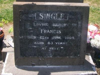 Picture of Taruheru cemetery, block 26, plot 99.