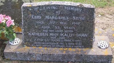 Picture of Taruheru cemetery, block 27, plot 143.