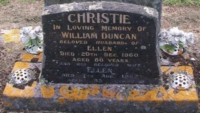 Picture of Taruheru cemetery, block 27, plot 157.