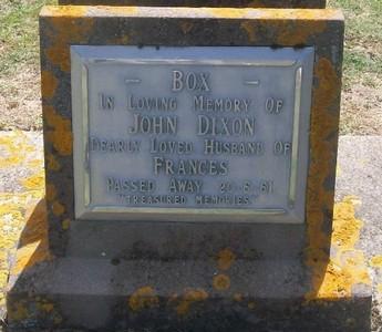 Picture of Taruheru cemetery, block 27, plot 219.