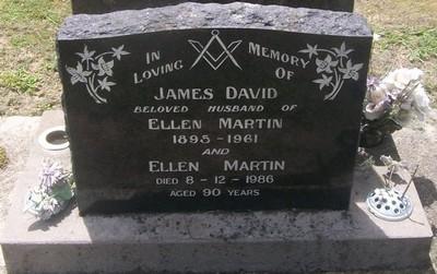 Picture of Taruheru cemetery, block 27, plot 271.