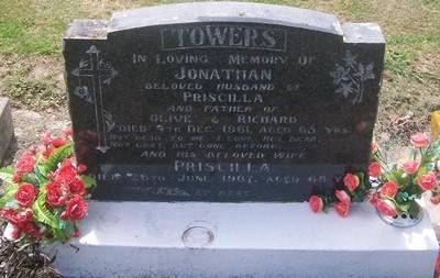 Picture of Taruheru cemetery, block 27, plot 285.