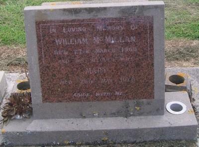 Picture of Taruheru cemetery, block 27, plot 32.