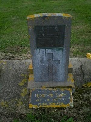 Picture of Taruheru cemetery, block 27, plot 361.