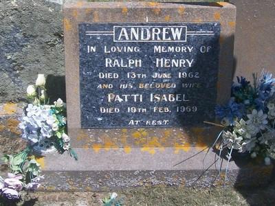 Picture of Taruheru cemetery, block 27, plot 371.