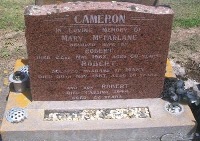 Picture of Taruheru cemetery, block 27, plot 386.