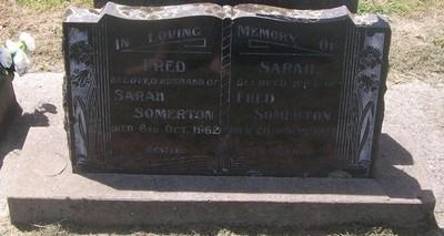 Picture of Taruheru cemetery, block 27, plot 416.