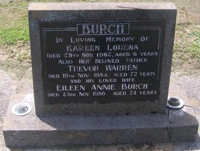 Picture of Taruheru cemetery, block 27, plot 424.
