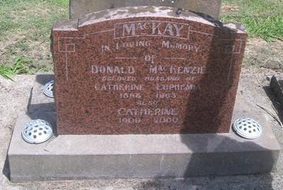 Picture of Taruheru cemetery, block 27, plot 456.