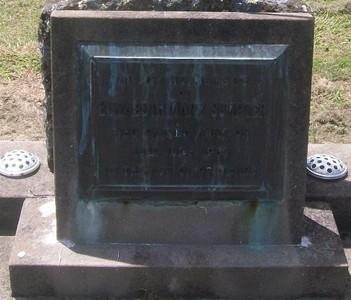 Picture of Taruheru cemetery, block 27, plot 465.