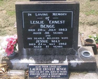 Picture of Taruheru cemetery, block 27, plot 482.
