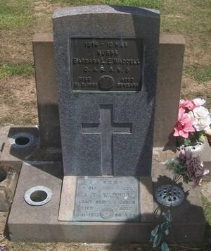 Picture of Taruheru cemetery, block 27, plot 509.