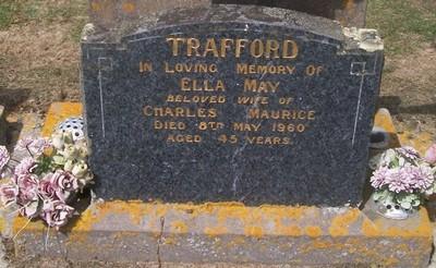 Picture of Taruheru cemetery, block 27, plot 57.