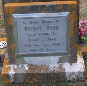 Picture of Taruheru cemetery, block 27, plot 79.
