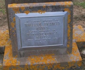 Picture of Taruheru cemetery, block 27, plot 8.