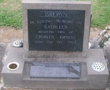 Picture of Taruheru cemetery, block 28, plot 137.