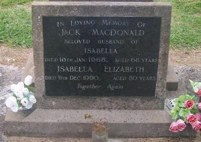 Picture of Taruheru cemetery, block 28, plot 145.