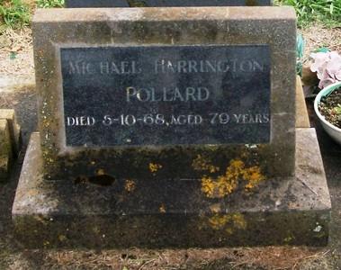 Picture of Taruheru cemetery, block 28, plot 261.