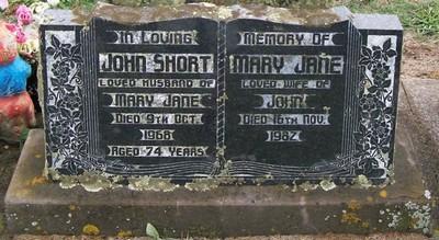 Picture of Taruheru cemetery, block 28, plot 264.