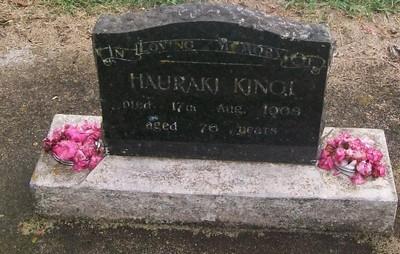 Picture of Taruheru cemetery, block 28, plot 279.