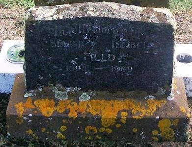 Picture of Taruheru cemetery, block 28, plot 336.