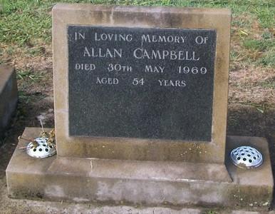 Picture of Taruheru cemetery, block 28, plot 355.
