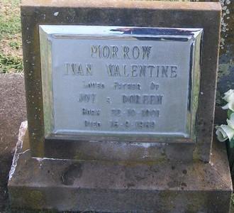 Picture of Taruheru cemetery, block 28, plot 381.