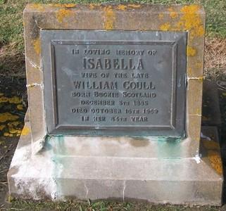 Picture of Taruheru cemetery, block 28, plot 432.