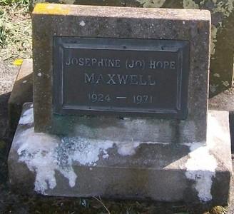 Picture of Taruheru cemetery, block 28, plot 453.