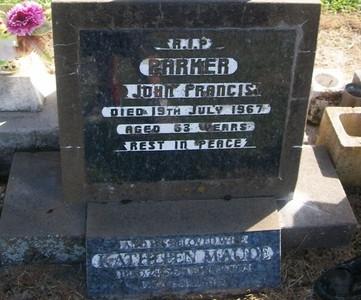 Picture of Taruheru cemetery, block 28, plot 81.