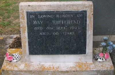 Picture of Taruheru cemetery, block 29, plot 250.